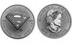 Kanada 5$ Superman 1 OZ Ag.999 2016